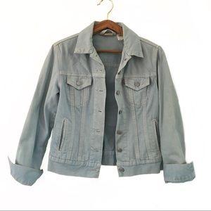 LEVI'S Red Tab Women's Sky Blue Jean Jacket